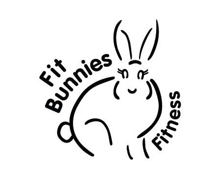 Fit Bunnies Fitness company logo