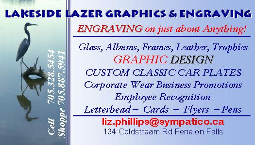 Lakeside Lazer Graphics & Engraving