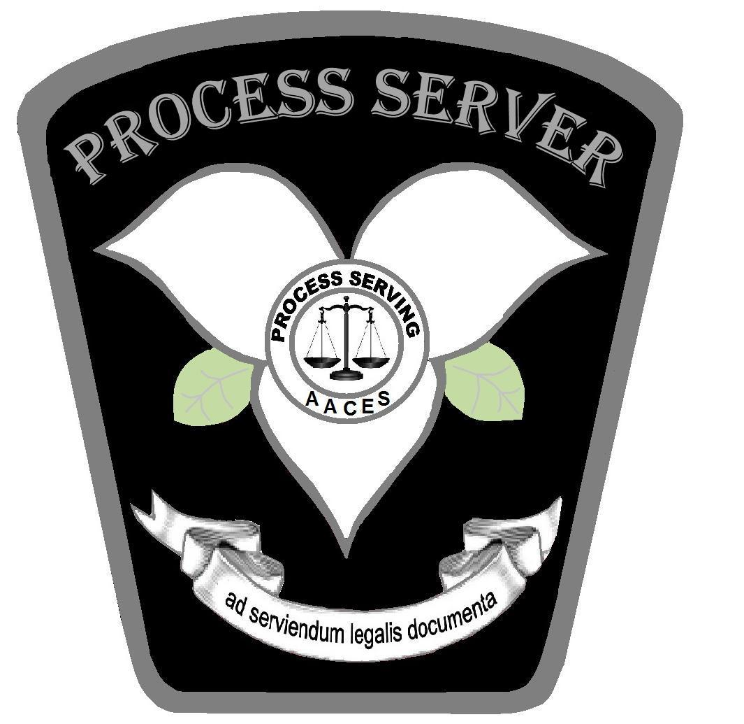AACES Process Serving company logo