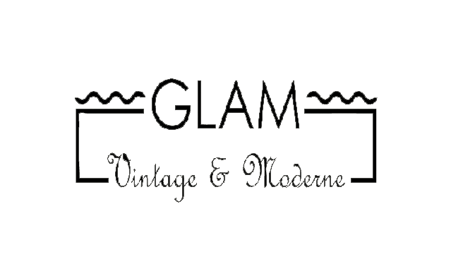Glam Vintage and Moderne