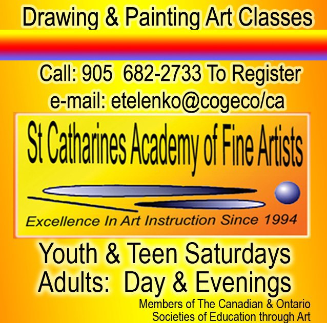 St. Catharines Academy of Fine Artists