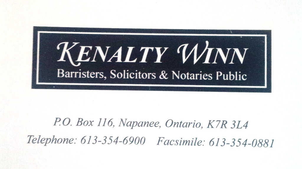 Kenalty Winn Barristers, Solicitors & Notaries Public