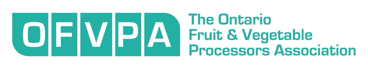 Ontario Fruit & Vegetable Processors Association company logo