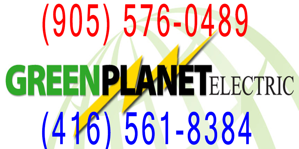 Green Planet Electric (905) 576-0489