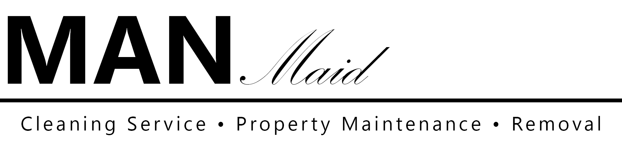 Man Maid: Cleaning Service ~ Property Maintenance ~ Removal