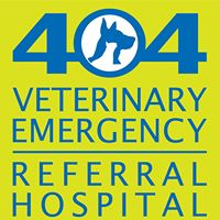404 Veterinary Emergency and Referral Hospital company logo