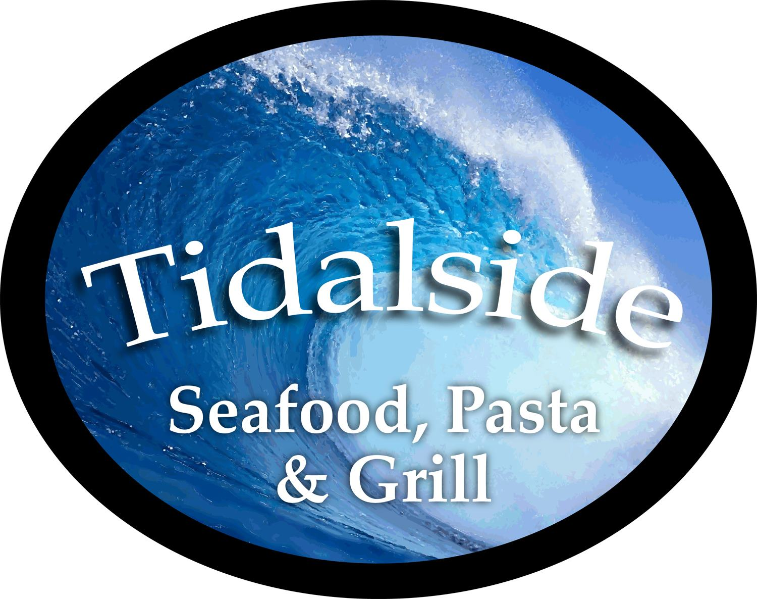 Tidalside Restaurant and Catering company logo