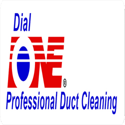 Dial One Professional Duct Cleaning company logo