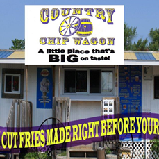 Country Chip Wagon & Dunnville Suites