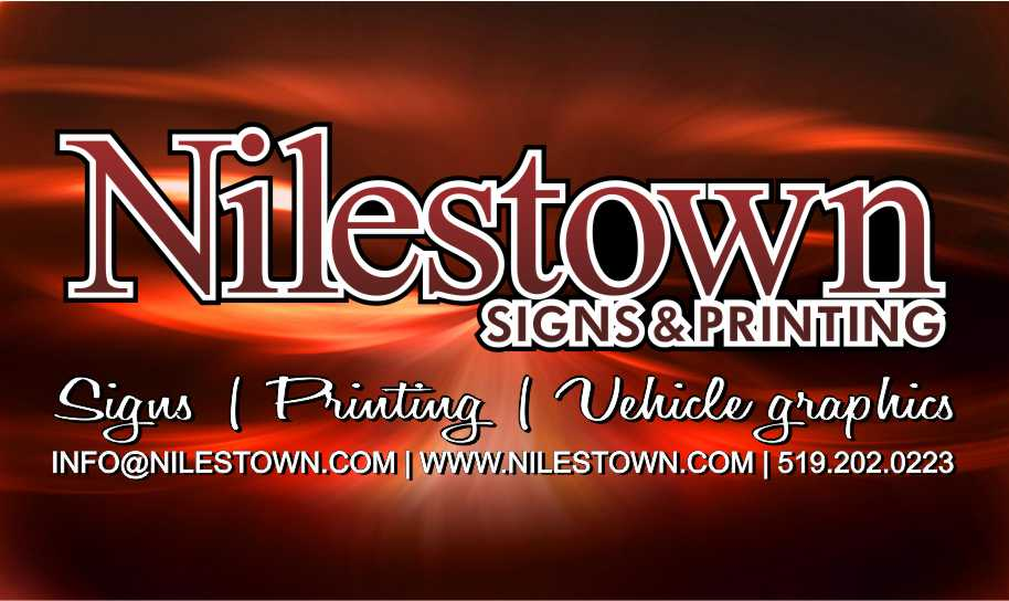 Nilestown Signs & Printing