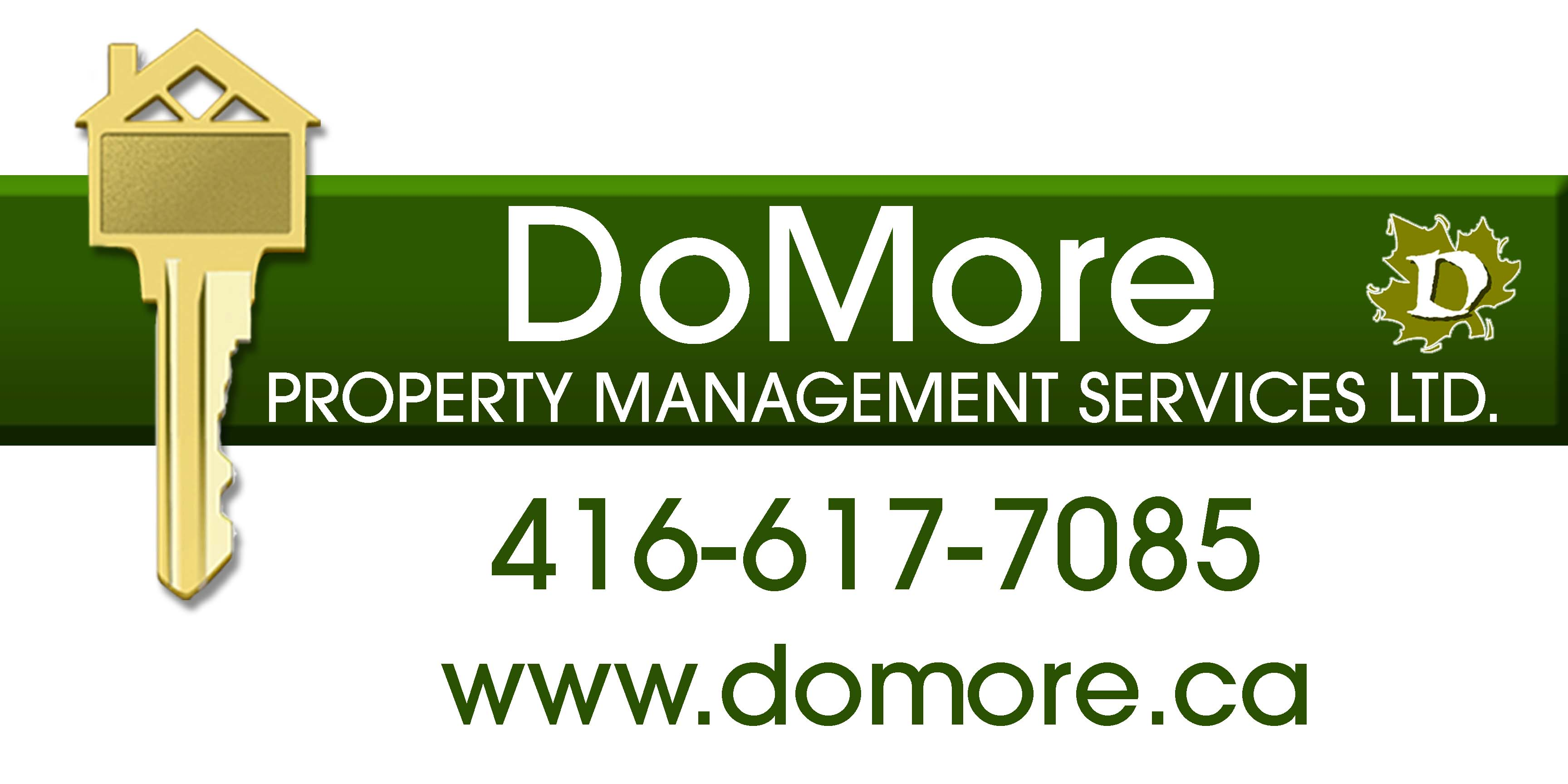 DoMore Property Management Services Ltd.