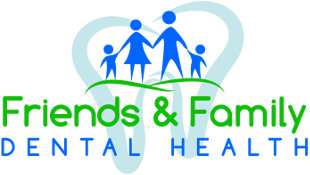 Friends and Family Dental Health company logo
