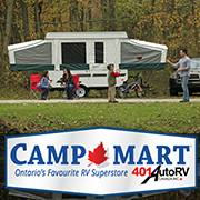 CampMart 401 Auto RV Peterborough company logo