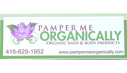 Pamper Me Organically