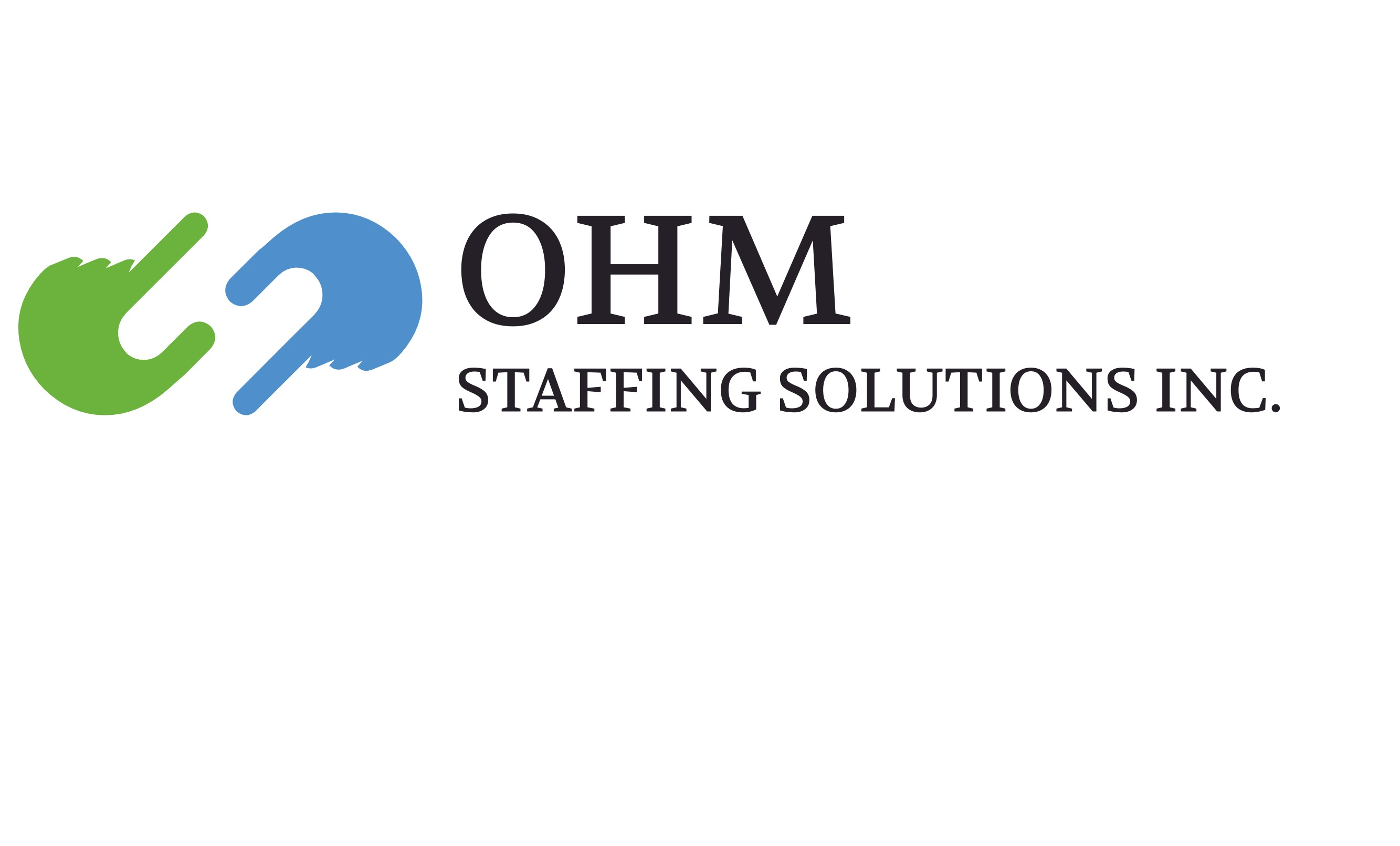 OHM Staffing Solutions Inc.