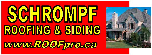 Schrompf Roofing & Siding company logo