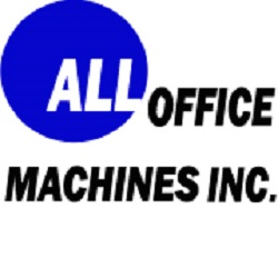 All Office Machines company logo