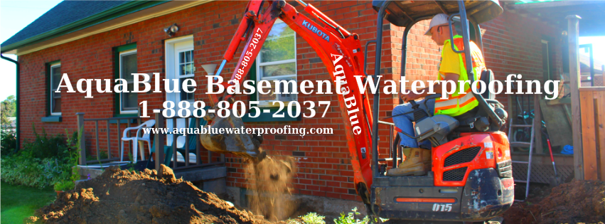 AquaBlue Basement Waterproofing