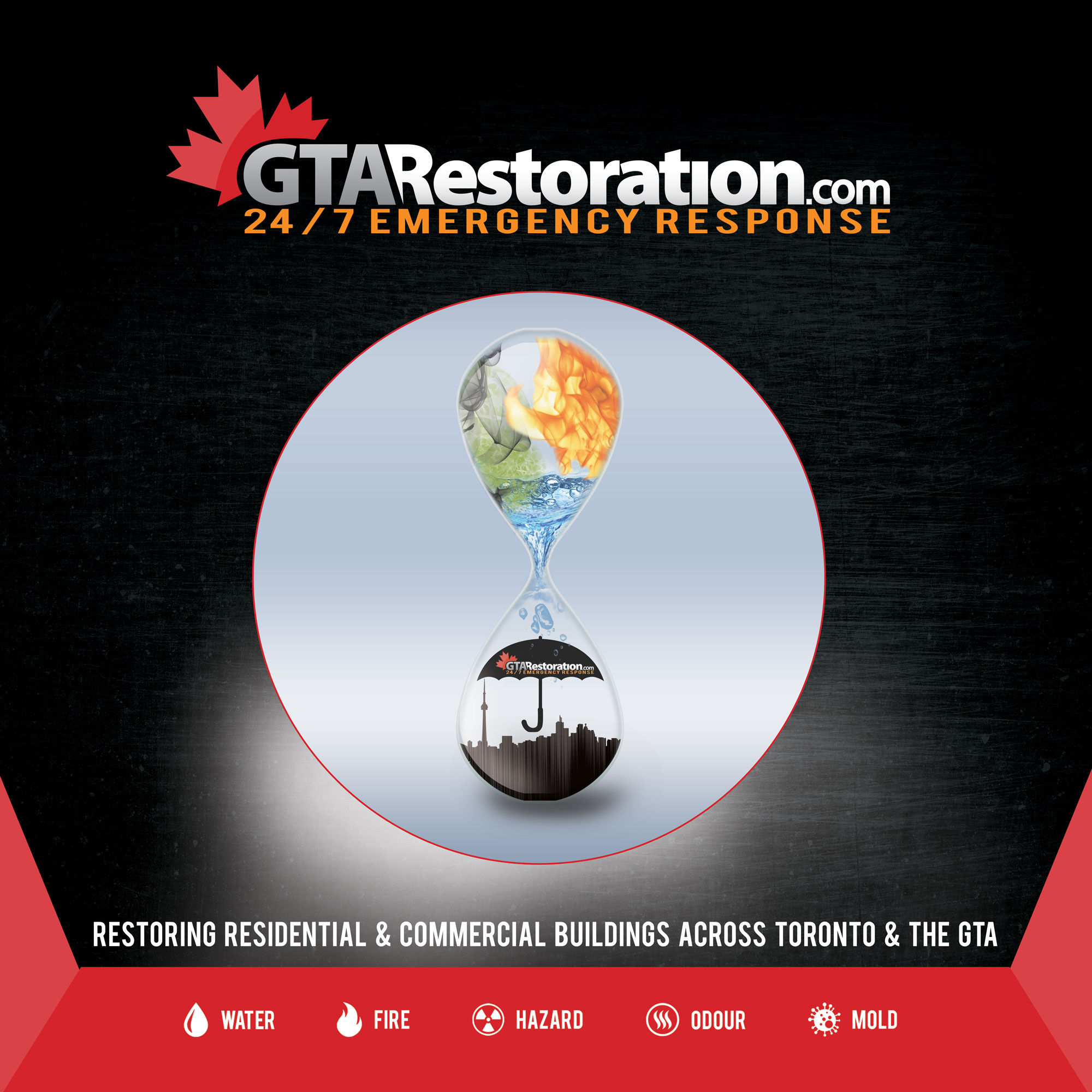 GTA Restoration North York