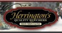 Herrington's Quality Butcher's company logo