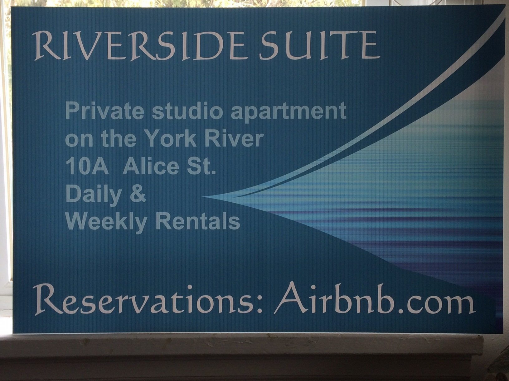 Riverside Suite on the York River