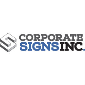 Corporate Signs Inc.