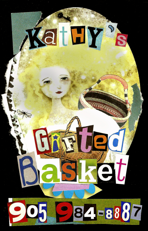 Kathy's Gifted Basket company logo