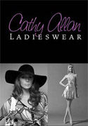 Cathy Allan Ladies Wear company logo