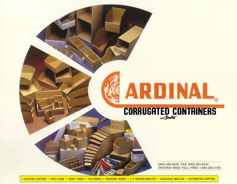 Cardinal Corrugated Containers company logo