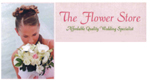 The Flower Store company logo