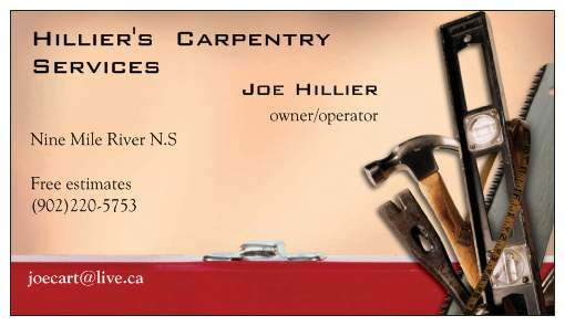 Hillier Carpentry Services