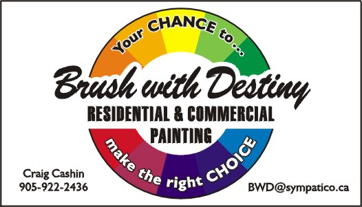 Brush with Destiny company logo