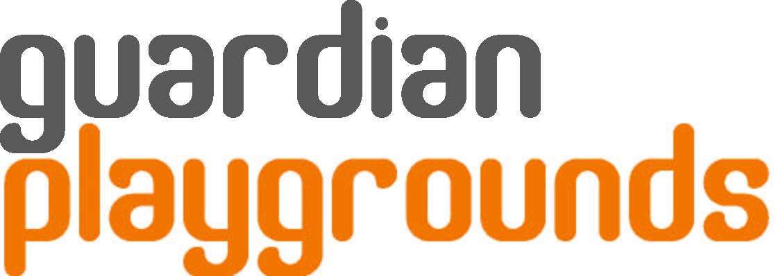 Guardian Playgrounds company logo