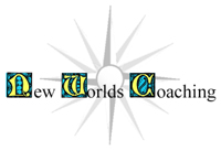 New Worlds Coaching company logo