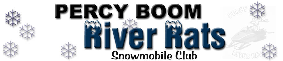 Percy Boom River Rats Snowmobile Club
